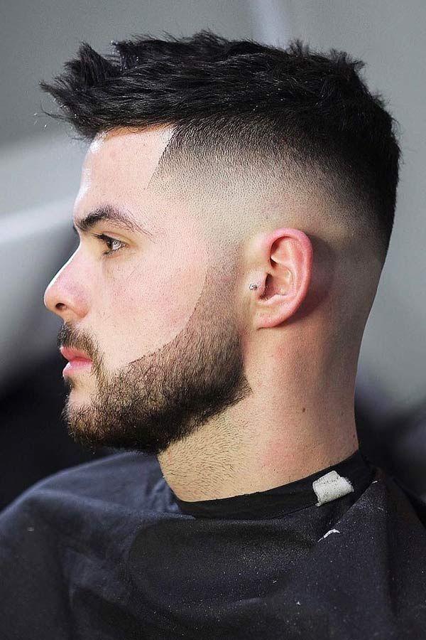 Light Fade Haircut : light, haircut, Beard, Styles