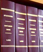 Ontario Laws