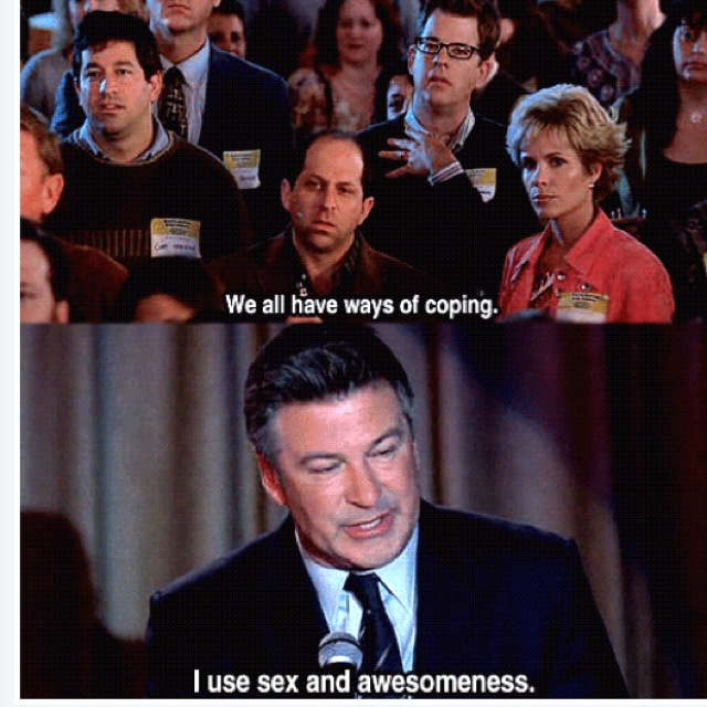 Topic. Alpha Males,  part 2. Jack Donaghy vs Jamie Fraser  on  'sex and awesomeness'