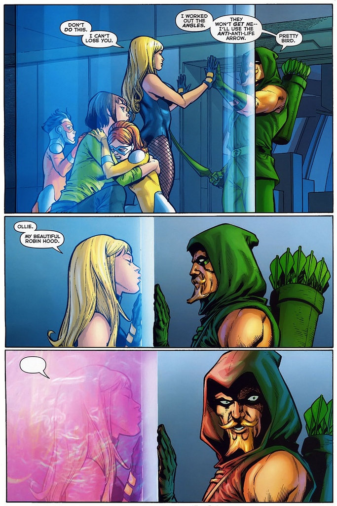 Final Crisis: Green Arrow and Black Canary