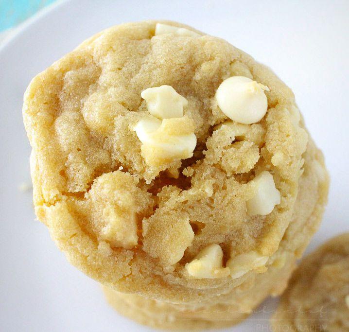 Bakery-Style White Chocolate Macadamia Nut Cookies on MyRecipeMagic.com