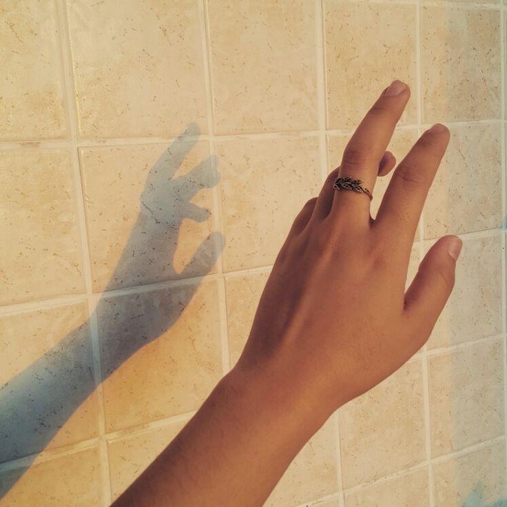 Gölgem hep önde #hand