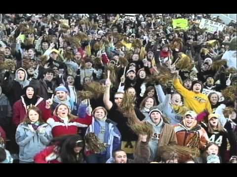 Appalachian State Football - Game Day Experience.mov
