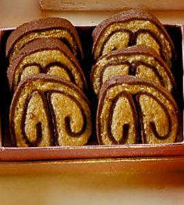 Lebkuchen-Schweineohren - Lebkuchen, Honigkuchen, Pfefferkuchen - [LIVING AT HOME]
