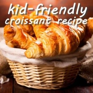 The Chew: Daphne Ozs Kid-Friendly Croissant Recipe For Mothers Day
