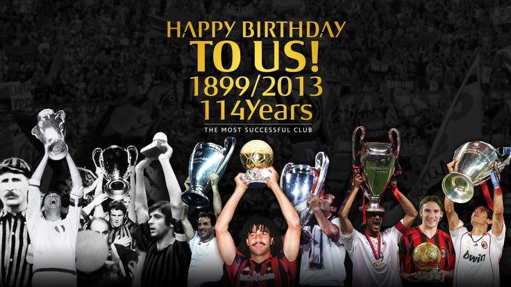 AC Milan | Happy Birthday Milan!