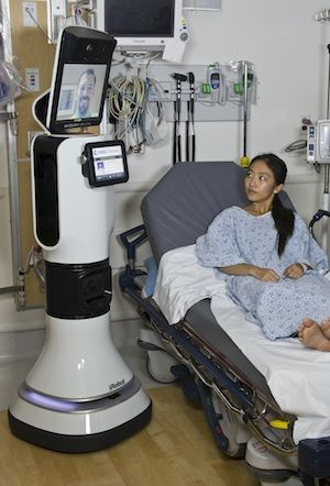 The Robot Doctors of the Future Are Coming