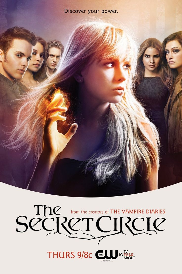 The Secret Circle  Read Book One And Two In Two Days ;)