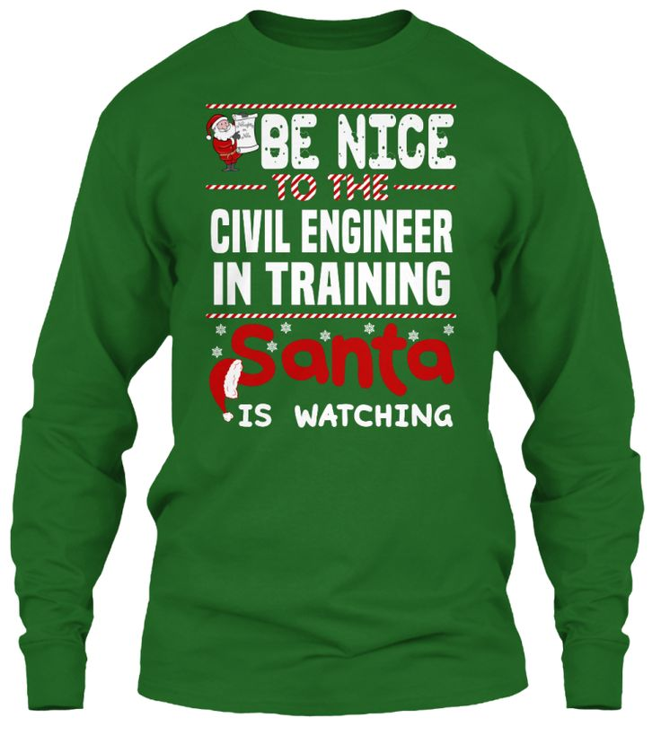 Be Nice To The Civil Engineer in Training Santa Is Watching.   Ugly Sweater  Civil Engineer in Training Xmas T-Shirts. If You Proud Your Job, This Shirt Makes A Great Gift For You And Your Family On Christmas.  Ugly Sweater  Civil Engineer in Training, Xmas  Civil Engineer in Training Shirts,  Civil Engineer in Training Xmas T Shirts,  Civil Engineer in Training Job Shirts,  Civil Engineer in Training Tees,  Civil Engineer in Training Hoodies,  Civil Engineer in Training Ugly Sweaters…