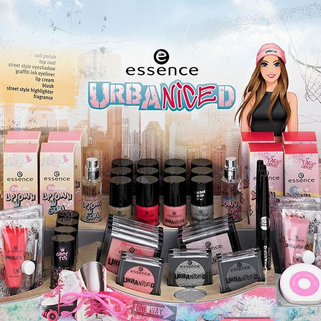 "our new ""urbaniced"" trend edition emoji️ #essence #trendedition #urbaniced #essencelove #trendedition #streetstyle #graffitti #cool #urban #city #citylook #fashion #newarrival #outnow #new #makeup #cosmetics #essencecosmetics #instastyle #picoftheday #nailpolish # blush #fragrance #style #onelove - See more at: http://iconosquare.com/viewer.php#/detail/1058746056973013331_184828635"