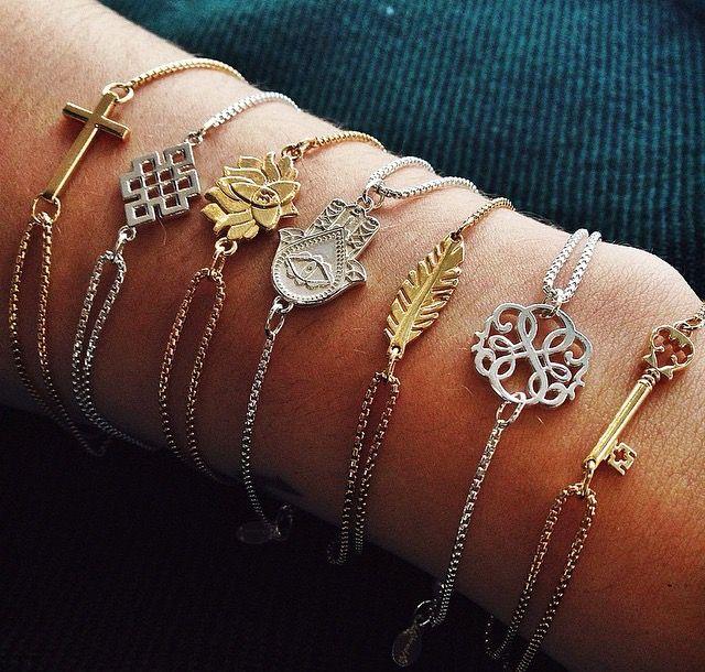Providence Collection expandable bracelets!