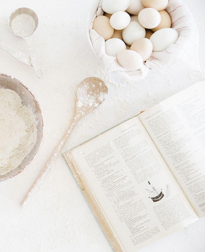 A few tips for any beginning baker...
