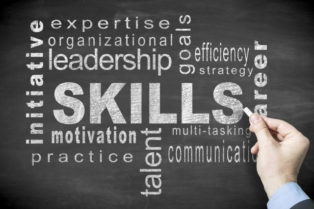 Best Skills for Resumes and Cover Letters: http://jobsearch.about.com/od/list/fl/list-of-skills-resume.htm