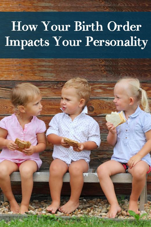 How Your Birth Order  Impacts Your Personality ~ http://facthacker.com/birth-order-personality/