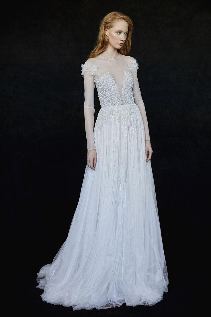 Karen Wedding Gown #KarenWeddingGown #OtiliaBrailoiuAtelier #weddingdress