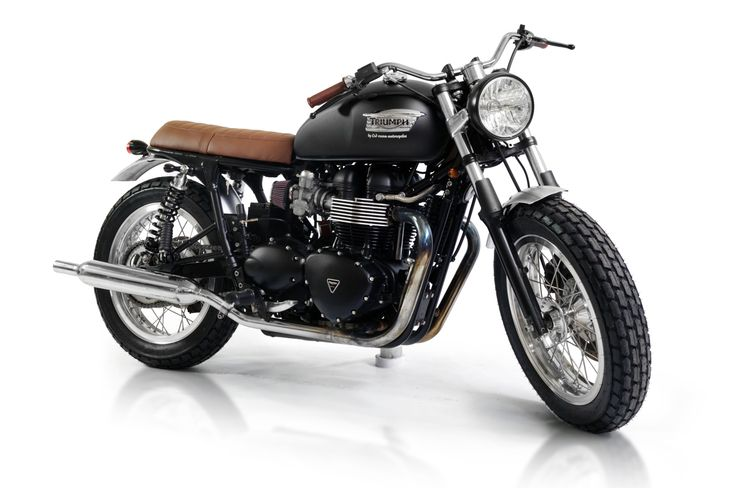 CafeRacerDreams: CRD#24 Triumph Bonneville
