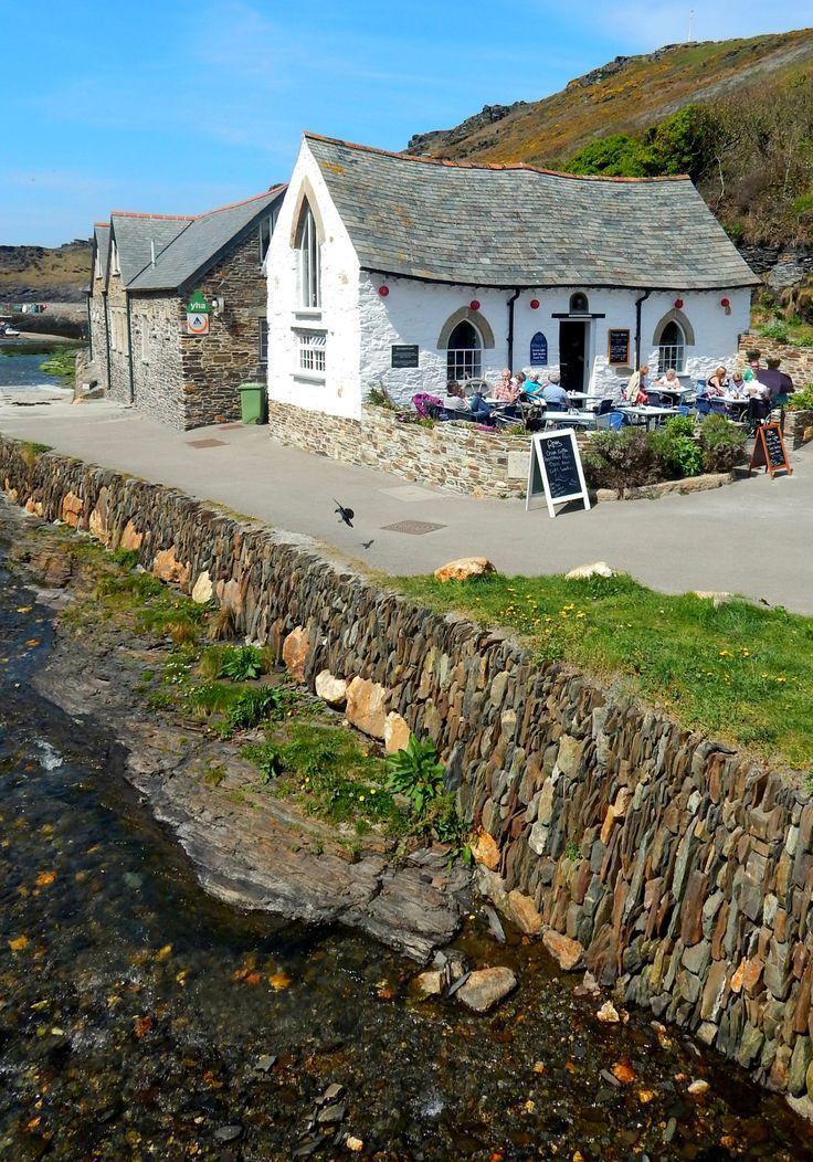 England Travel Inspiration - Boscastle, Cornwall, England, UK