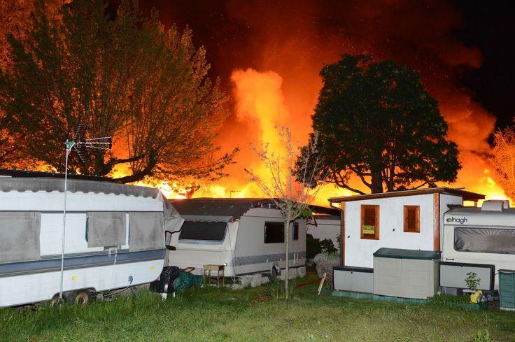 Risarcimento di un danno subito in campeggio