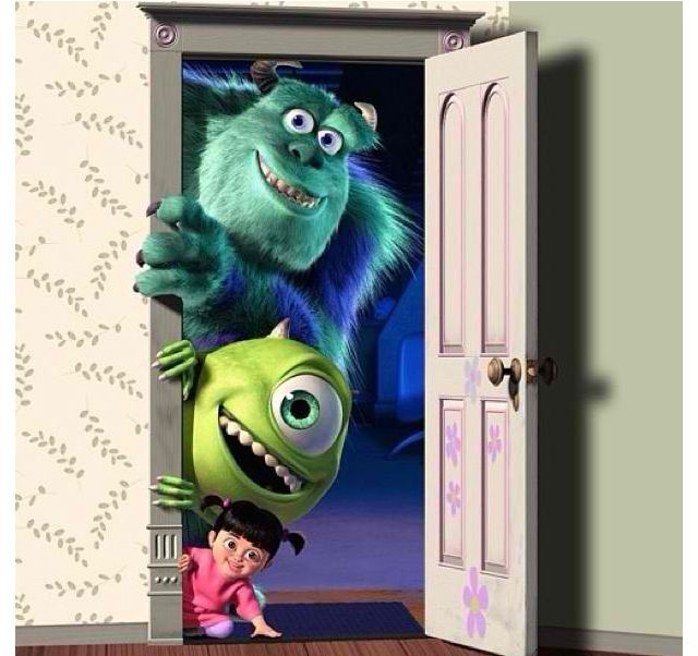 1000+ images about Boo on Pinterest | Disney, Monsters inc ...