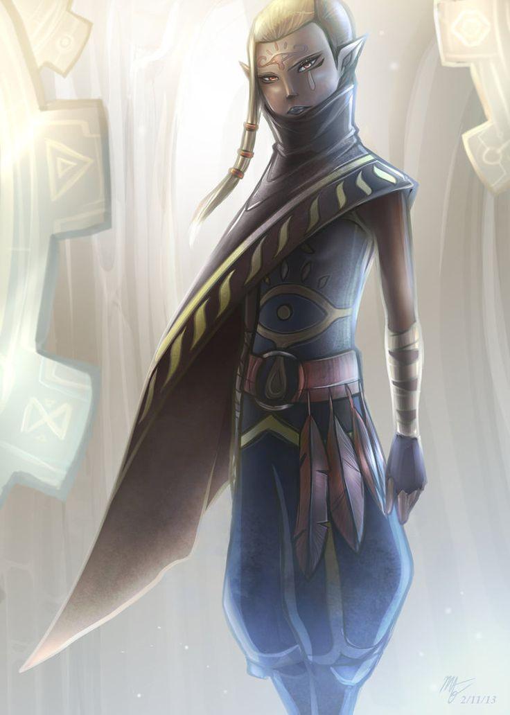 impa skyward sword cosplay - photo #19