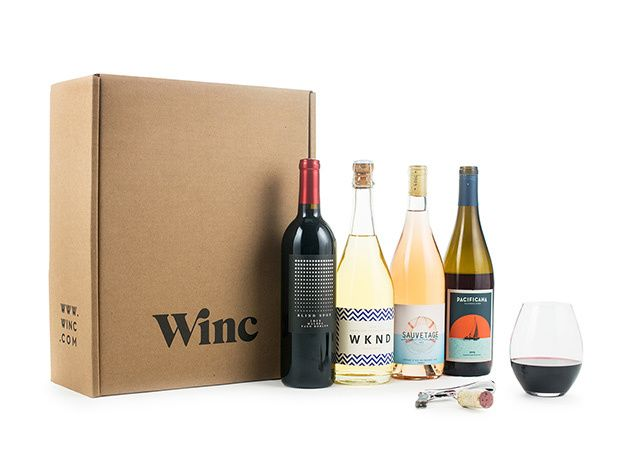 Winc, A Customized Artisanal Wine Subscription Service With Convenient Home Delivery