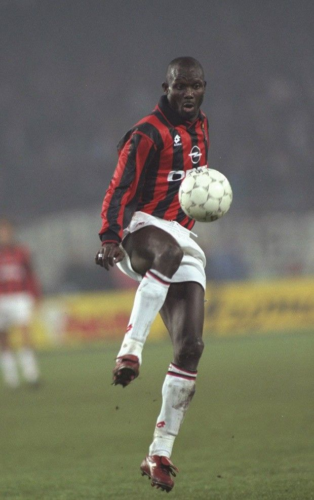 1000+ ideas about George Weah on Pinterest | Ac Milan ...
