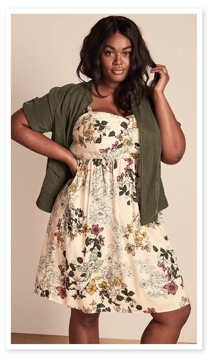 2017 Spring / Style Inspo | Catalog | CLOTHING | Torrid