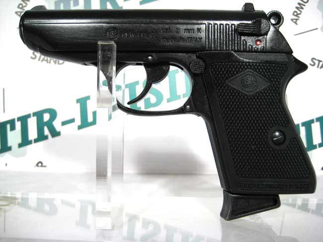 Bruni New Police 9mm Pak Arme De Defense Categorieb