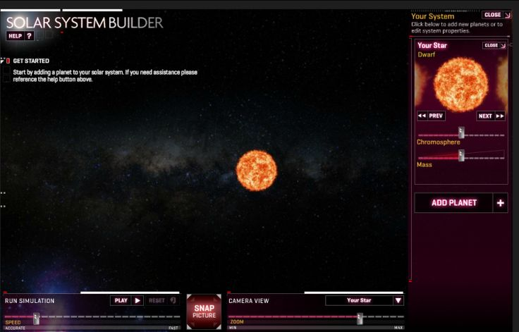 Solar System Builder - Pics about space
