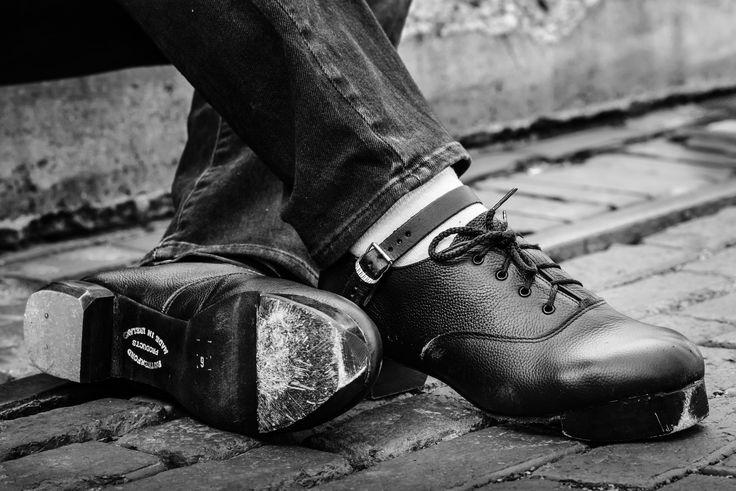 "Irish dance ""hard shoes"" #stpatricksday #stpatricksday2016 #celticsteps #highlandsranchphotographer"