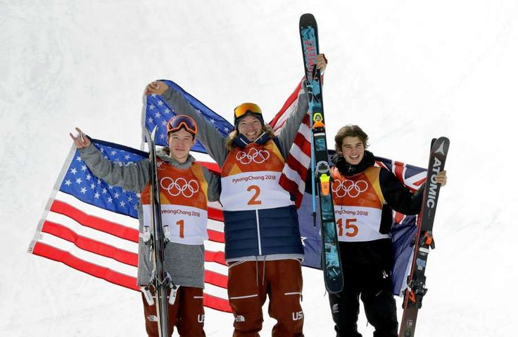 David Wise defends title, US gets third gold halfpipe gold