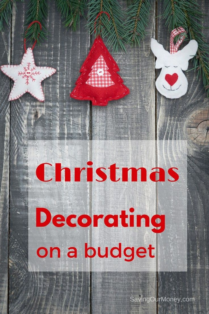Tips for Christmas Decorating on a Budget