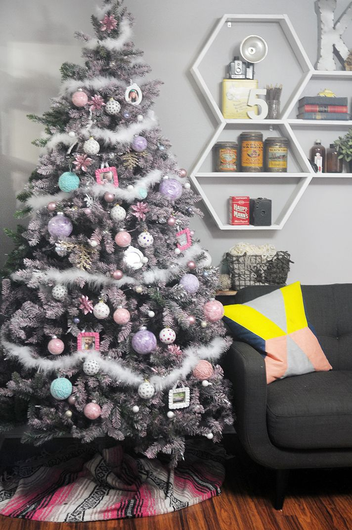 / Michaels Dream Tree Challenge 2015 - Visions of Sugar Plums from MichaelsMakers The Clueless Girl