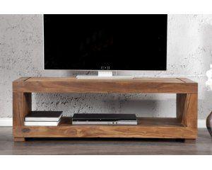 Drewniana szafka RTV 135x45x45cm - i18817
