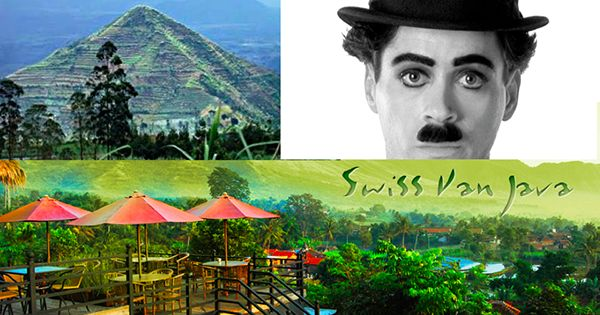Facts about Garut, cool & interesting! Even Charlie Chaplin ever stopped to Garut twice..
