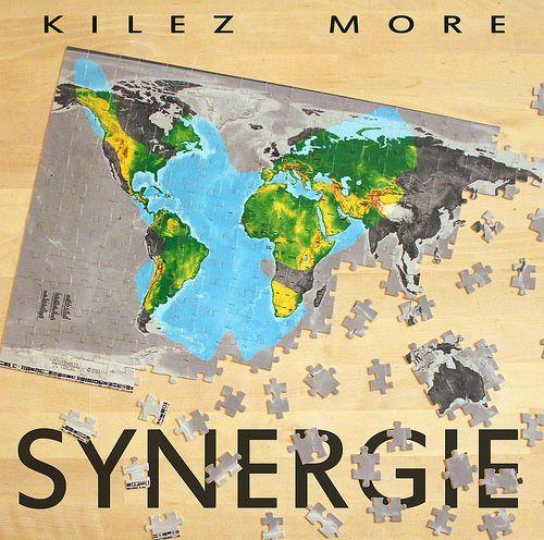Synergie EP Cover | von Kilez More