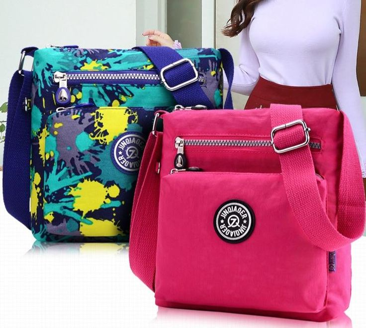 Casual Women,s Waterproof Messenger Bag.(CSBS)