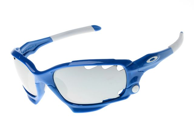 Oakley Star of Sunglasses Cream Blue Frame Cream Lens B73 [OK1203] - $21.88 : Top Ray-Ban® And Oakley® Sunglasses Online Sale Store- Save Up To 85% Off