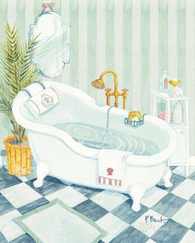 Claw Tub (Paul Brent)