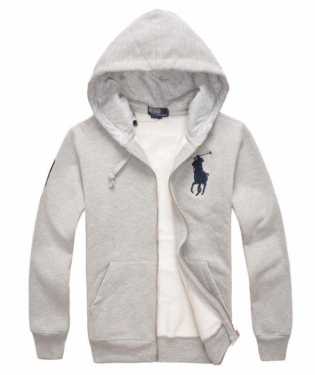 polo hoodie rea