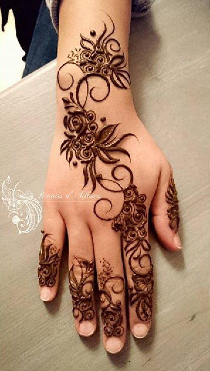 ✧☼☾Pinterest: DY0NNE  #henna