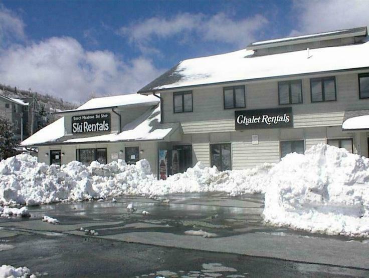 Beech Mountain Hotel Rooms