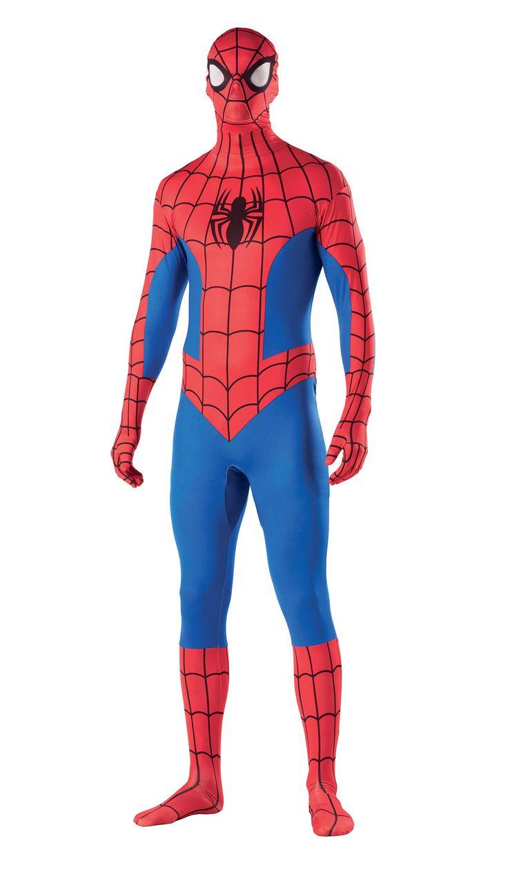 Costume Spiderman uomo