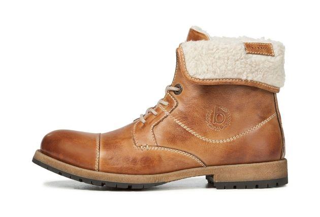 buggati shoes side view