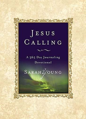 Bestseller Books Online Jesus Calling: A 365 Day Journaling Devotional Sarah Young $9.15  - http://www.ebooknetworking.net/books_detail-1404187855.html   WONDERFUL!