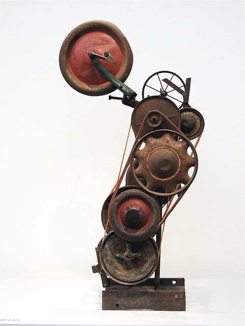 jean tinguely - all of my favourite artists are already dead...