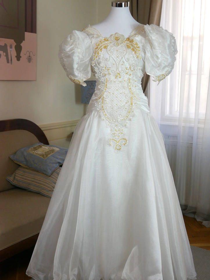 25  best ideas about 1980s wedding dress on pinterest