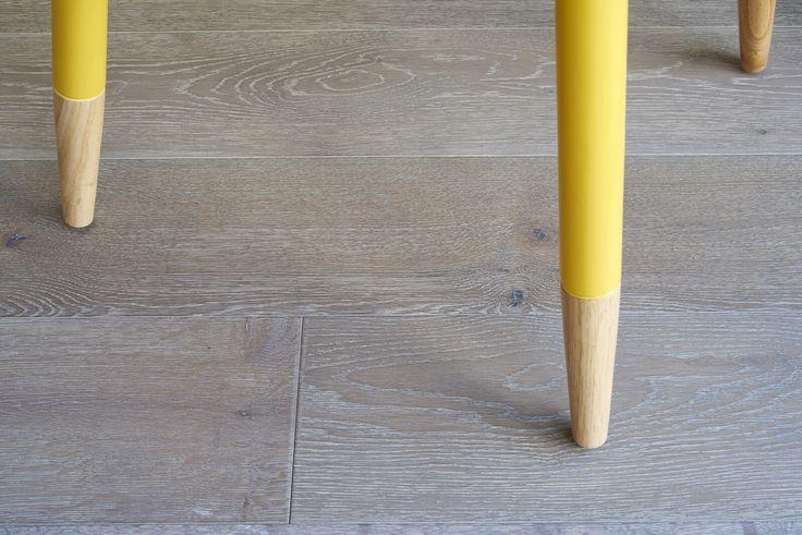 French Grey Engineered French Oak Hardwood Timber Flooring || By Kustom Timber || Melbourne