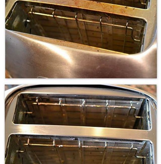Restore shine to stainless steel by polishing it up with cream of tartar.