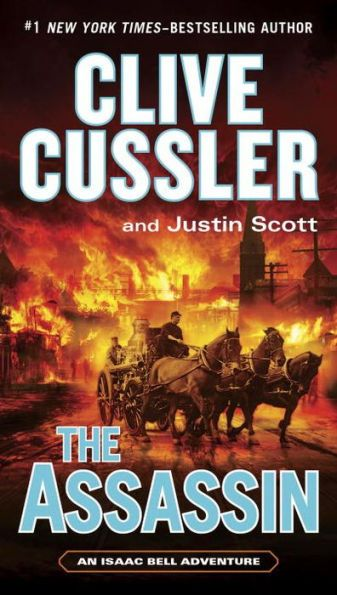 The Assassin (Isaac Bell Series #8)